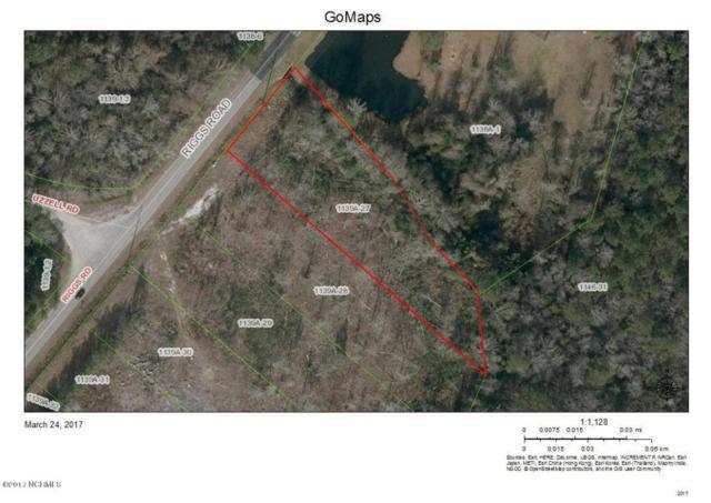 668 Riggs Road, Hubert, NC 28539 (MLS #100054516) :: Century 21 Sweyer & Associates