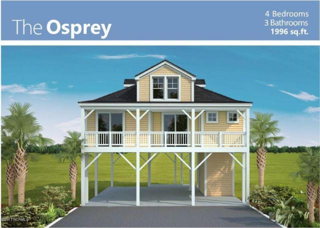 1307 North Shore Drive E, Sunset Beach, NC 28468 (MLS #100054645) :: Century 21 Sweyer & Associates