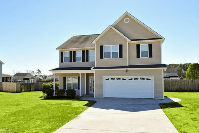 116 Spring Leaf Lane, Jacksonville, NC 28540 (MLS #100054840) :: Century 21 Sweyer & Associates