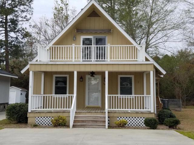 186 Turtle Cove Drive, Elizabethtown, NC 28337 (MLS #100054960) :: Century 21 Sweyer & Associates