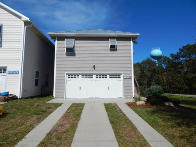 105b James Avenue, Surf City, NC 28445 (MLS #100055477) :: Century 21 Sweyer & Associates