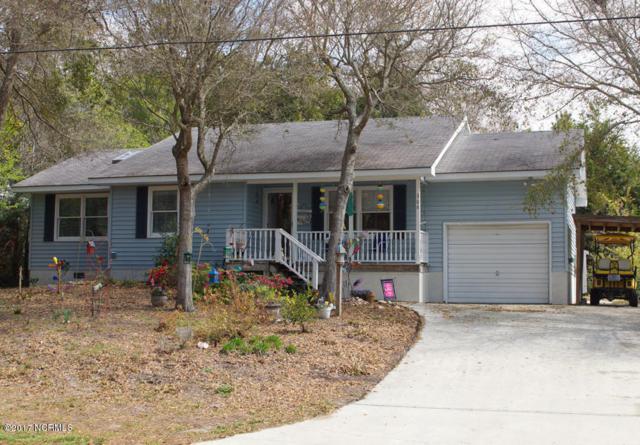 308 Loblolly Street, Emerald Isle, NC 28594 (MLS #100055678) :: Century 21 Sweyer & Associates