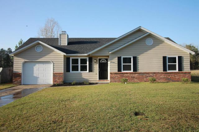 2654 Idlebrook Circle, Midway Park, NC 28544 (MLS #100055746) :: Terri Alphin Smith & Co.