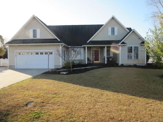 123 Tidewater Drive, Newport, NC 28570 (MLS #100055831) :: Century 21 Sweyer & Associates