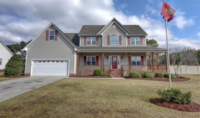 100 Cormorant Drive, Swansboro, NC 28584 (MLS #100055839) :: Century 21 Sweyer & Associates