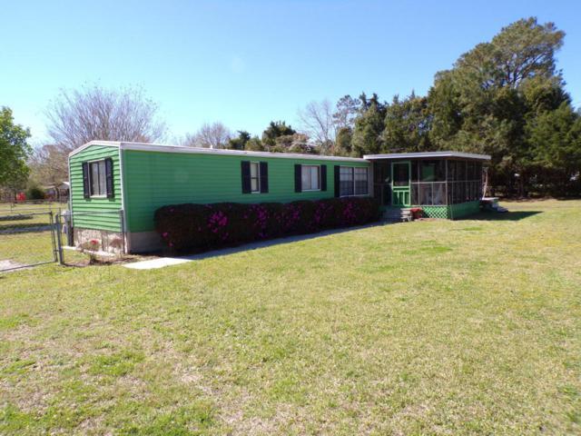 1102 Glancy Road, Swansboro, NC 28584 (MLS #100055859) :: Century 21 Sweyer & Associates