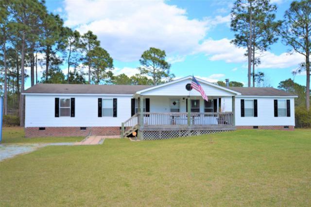 124 Pond Drive, Hubert, NC 28539 (MLS #100055876) :: Century 21 Sweyer & Associates