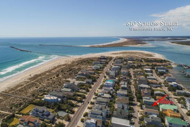 810 Schloss Street, Wrightsville Beach, NC 28480 (MLS #100056102) :: Century 21 Sweyer & Associates
