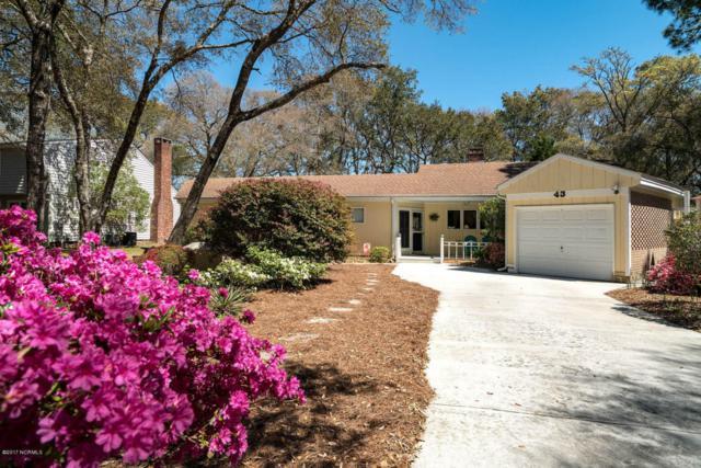 43 Augusta Drive, Oak Island, NC 28465 (MLS #100056104) :: Century 21 Sweyer & Associates