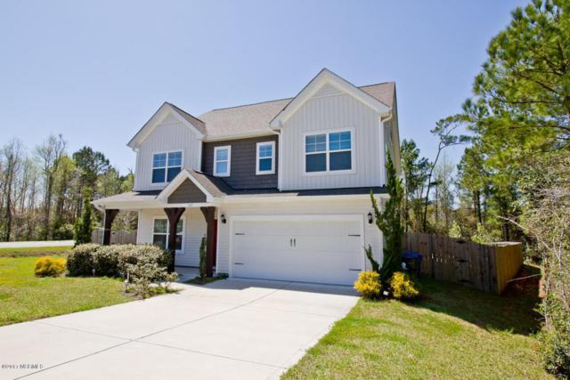 103 Creek End Court, Swansboro, NC 28584 (MLS #100056495) :: Century 21 Sweyer & Associates