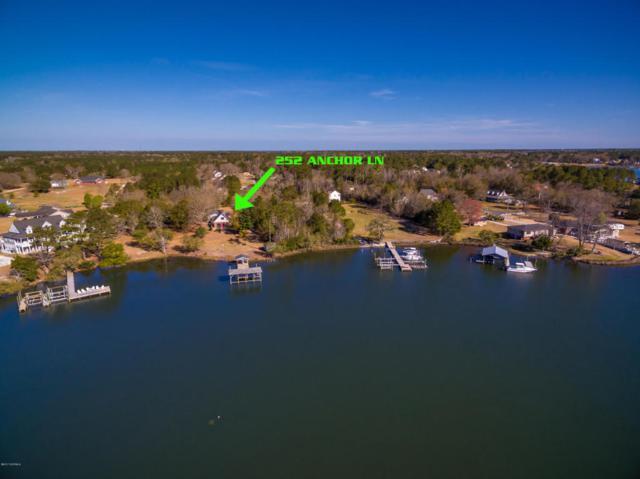 252 Anchor Lane, Sneads Ferry, NC 28460 (MLS #100056497) :: Century 21 Sweyer & Associates