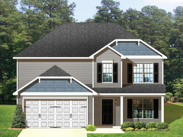 7 Staples Mill Drive NW, Supply, NC 28462 (MLS #100056587) :: Century 21 Sweyer & Associates
