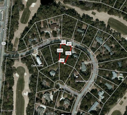 8 Augusta Drive, Oak Island, NC 28465 (MLS #100056888) :: The Oceanaire Realty