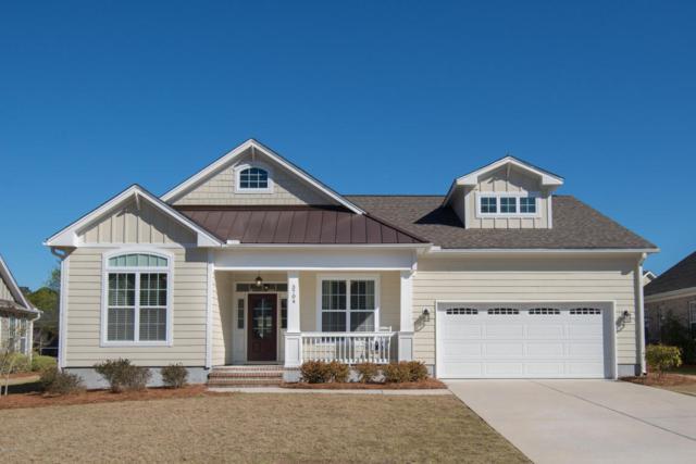 3704 Pond Pine Court, Southport, NC 28461 (MLS #100056900) :: Century 21 Sweyer & Associates