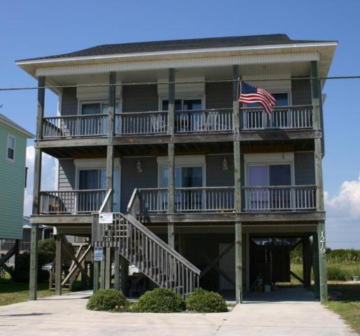 1219 N Topsail Drive, Surf City, NC 28445 (MLS #100056951) :: Century 21 Sweyer & Associates