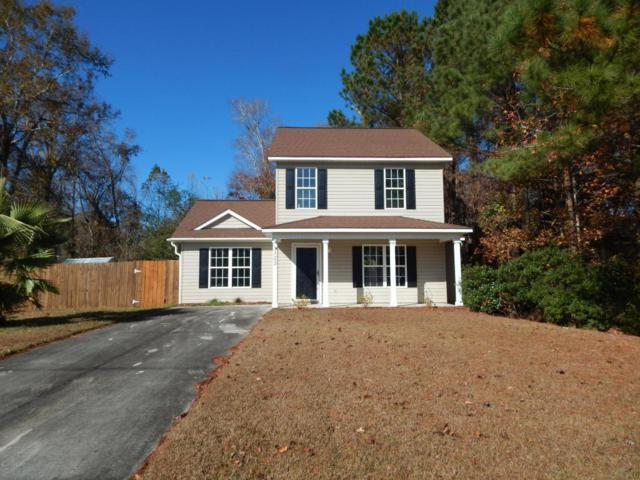 123 Settlers Circle, Jacksonville, NC 28546 (MLS #100057056) :: Century 21 Sweyer & Associates