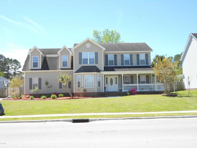 1106 Huff Drive, Jacksonville, NC 28546 (MLS #100057098) :: Century 21 Sweyer & Associates