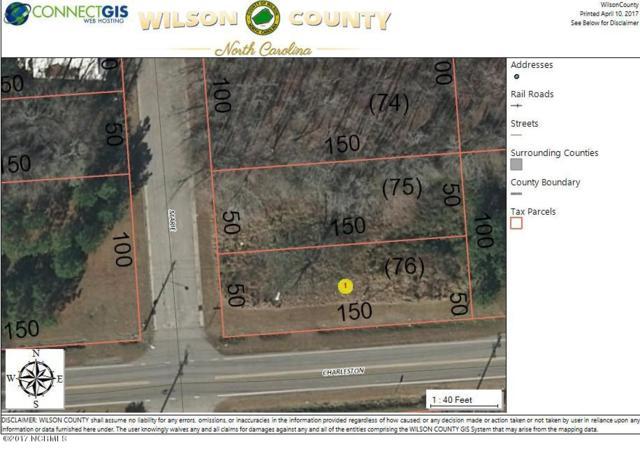 0 Marie SE, Wilson, NC 27893 (MLS #100057110) :: Century 21 Sweyer & Associates
