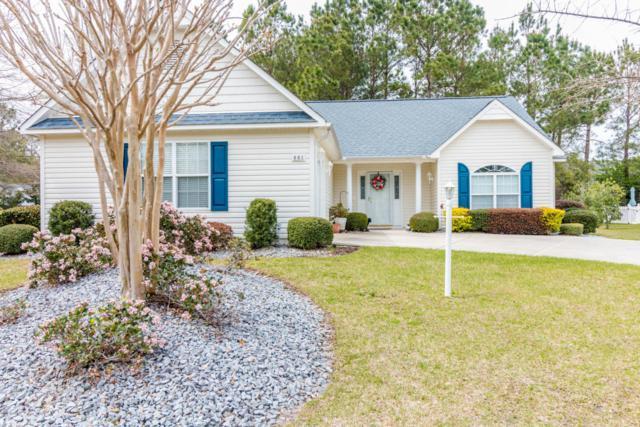 601 Windsong N, Swansboro, NC 28584 (MLS #100057468) :: Century 21 Sweyer & Associates
