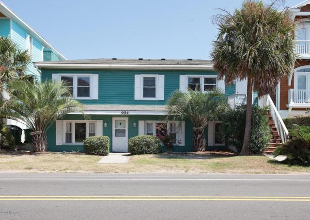 904 N Fort Fisher Boulevard, Kure Beach, NC 28449 (MLS #100057783) :: Century 21 Sweyer & Associates