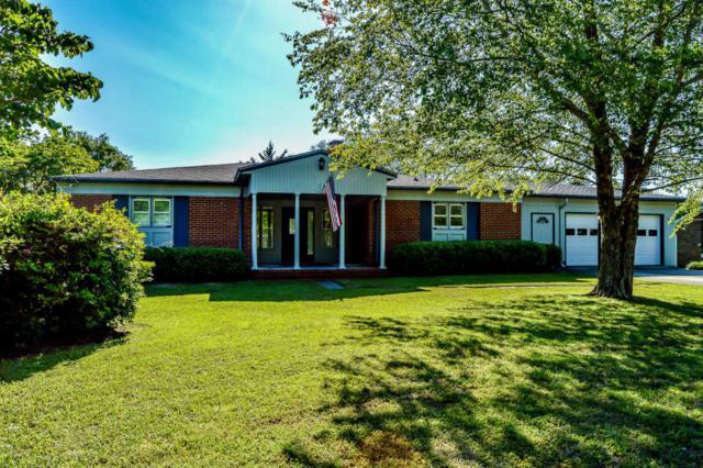 208 Knox Drive, Morehead City, NC 28557 (MLS #100057841) :: Century 21 Sweyer & Associates