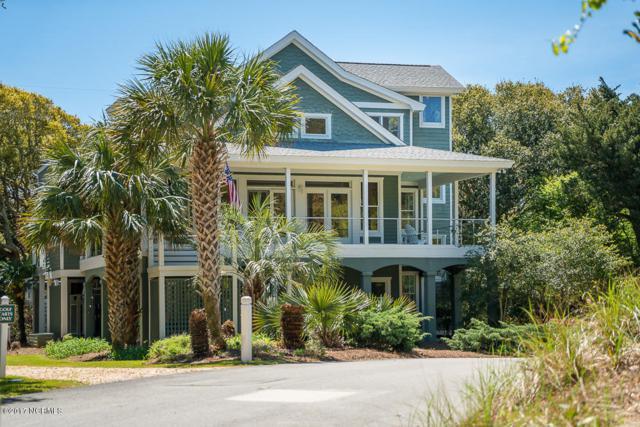 117 Sea Isle Drive N, Indian Beach, NC 28512 (MLS #100057845) :: Century 21 Sweyer & Associates