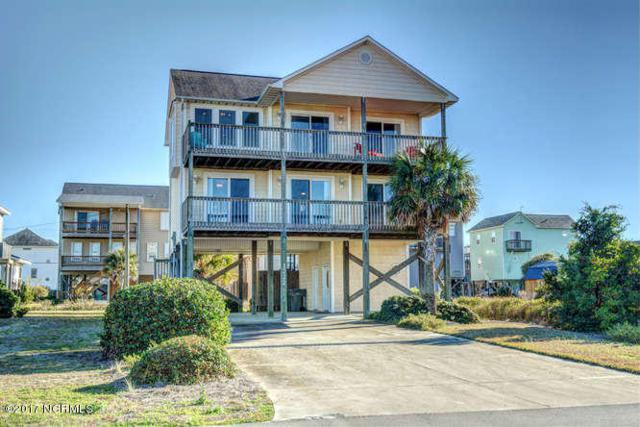 1222 N New River Drive, Surf City, NC 28445 (MLS #100057918) :: Century 21 Sweyer & Associates