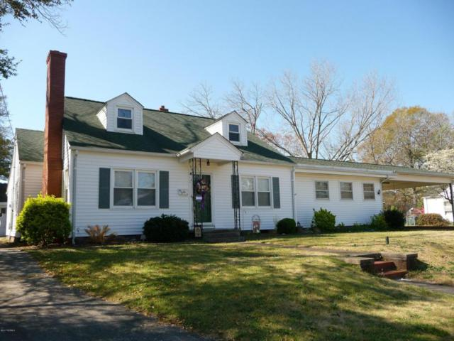 828 E 7th Street, Lumberton, NC 28358 (MLS #100058253) :: Century 21 Sweyer & Associates