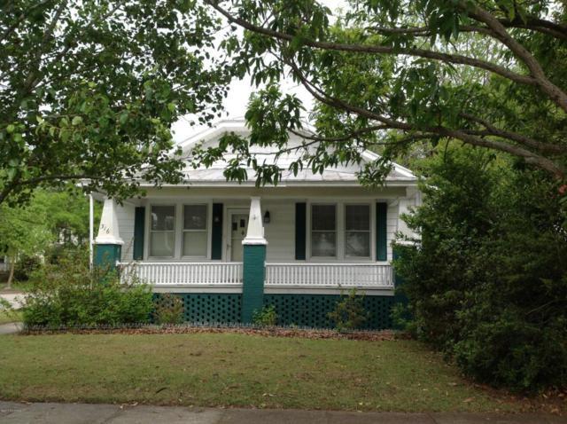 316 Avenue C, New Bern, NC 28560 (MLS #100058626) :: Century 21 Sweyer & Associates