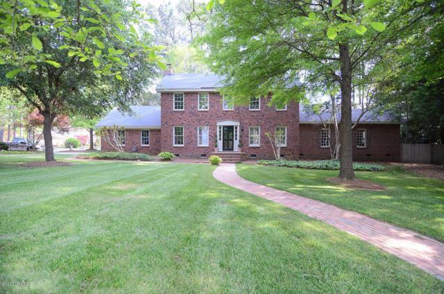 1001 Ferndale Court NW, Wilson, NC 27893 (MLS #100058731) :: Century 21 Sweyer & Associates