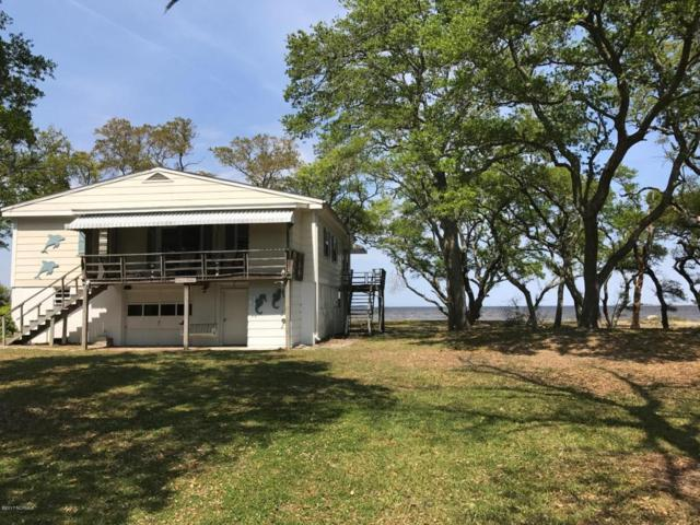 239 Pamlico Parkway, Beaufort, NC 28516 (MLS #100058734) :: Century 21 Sweyer & Associates