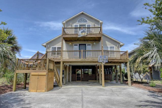 1423 N New River Drive, Surf City, NC 28445 (MLS #100058825) :: Century 21 Sweyer & Associates