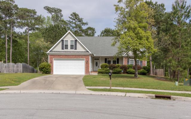 123 Forest Lane, Swansboro, NC 28584 (MLS #100058901) :: Century 21 Sweyer & Associates