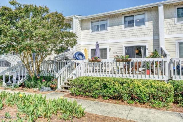 127 Driftwood Court, Wrightsville Beach, NC 28480 (MLS #100059027) :: Century 21 Sweyer & Associates