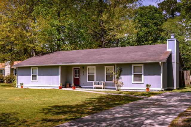 812 Mill River Road, Jacksonville, NC 28540 (MLS #100059071) :: Century 21 Sweyer & Associates