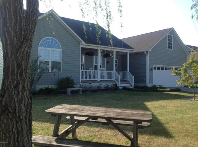 417 Moss Springs Drive, Swansboro, NC 28584 (MLS #100059122) :: Century 21 Sweyer & Associates