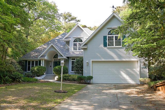 128 Hawthorne Drive, Pine Knoll Shores, NC 28512 (MLS #100059399) :: Century 21 Sweyer & Associates