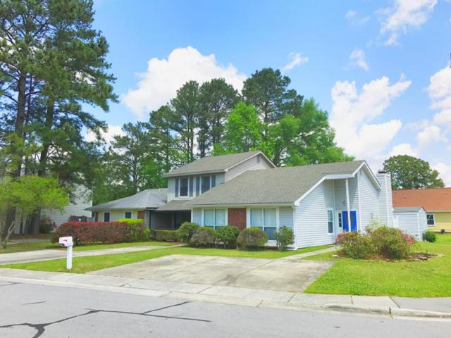 200 Bracken Place, Jacksonville, NC 28540 (MLS #100059401) :: Century 21 Sweyer & Associates