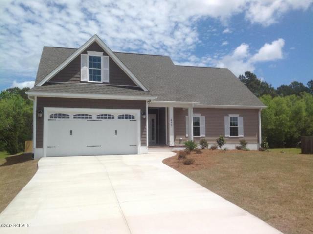 183 White Oak Bluff Road, Stella, NC 28582 (MLS #100059473) :: Century 21 Sweyer & Associates