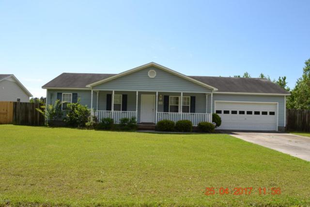 106 Henson Road, Hubert, NC 28539 (MLS #100059578) :: Century 21 Sweyer & Associates