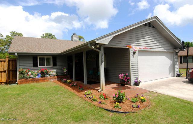 209 Bogey Drive, Wilmington, NC 28405 (MLS #100059686) :: Century 21 Sweyer & Associates