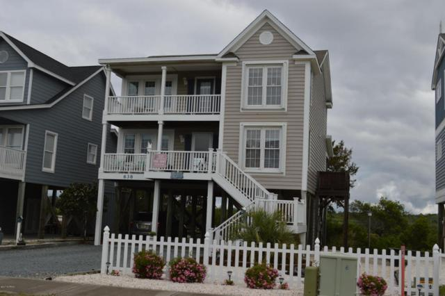 638 Ocean Boulevard W, Holden Beach, NC 28462 (MLS #100059768) :: RE/MAX Essential