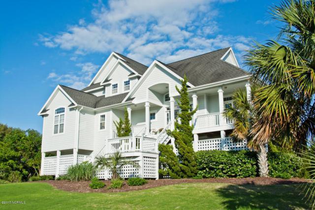 110 Windjammer S, Emerald Isle, NC 28594 (MLS #100059949) :: Century 21 Sweyer & Associates