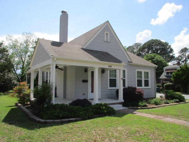 601 E 6th Street, Washington, NC 27889 (MLS #100059959) :: Century 21 Sweyer & Associates