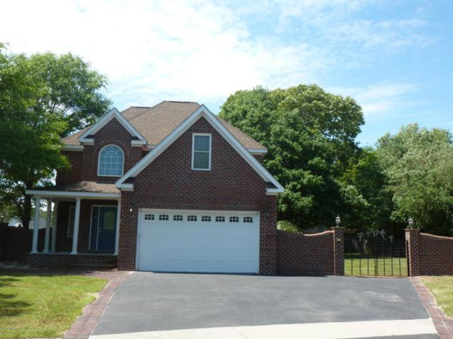 101 Lydia Drive, Swansboro, NC 28584 (MLS #100060049) :: Century 21 Sweyer & Associates