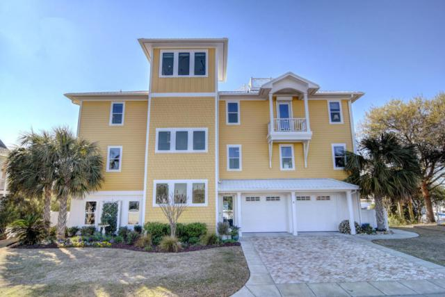 405 Marina Street, Carolina Beach, NC 28428 (MLS #100060346) :: Century 21 Sweyer & Associates