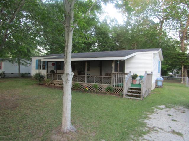 117 Lejeune Road, Cape Carteret, NC 28584 (MLS #100060534) :: Century 21 Sweyer & Associates