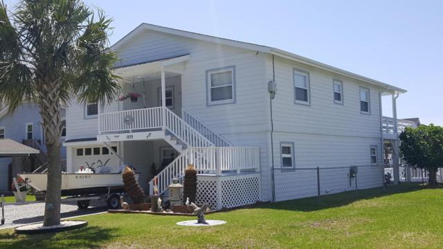 1939 W Sea Aire Canal SW, Holden Beach, NC 28462 (MLS #100060548) :: Century 21 Sweyer & Associates