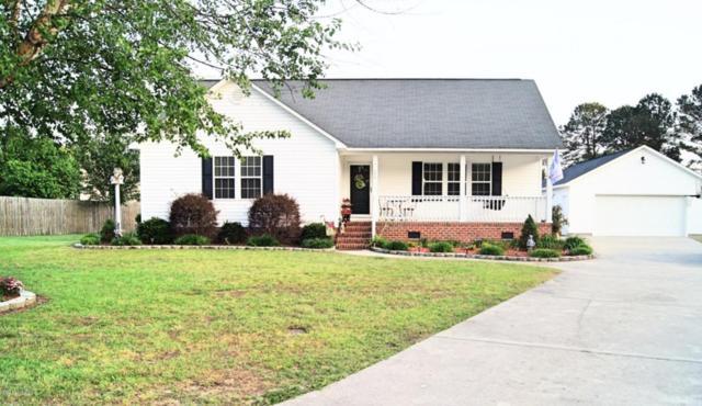 606 Cedar Lane, Washington, NC 27889 (MLS #100060557) :: Century 21 Sweyer & Associates