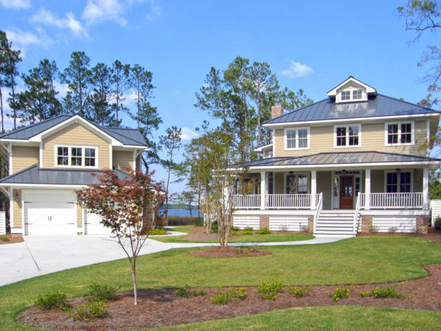 53 Quidley Cove, Oriental, NC 28571 (MLS #100060560) :: Century 21 Sweyer & Associates